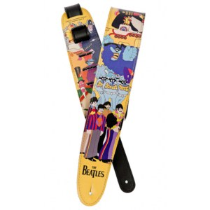 PLANET WAVES The Beatles Yellow Submarine Gitarrengurt