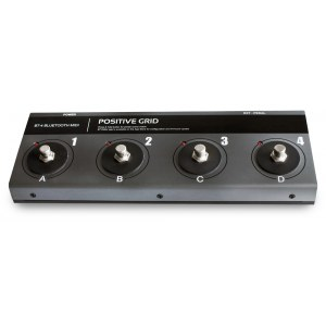 POSITIVE GRID BT4 Bluetooth MIDI Pedal