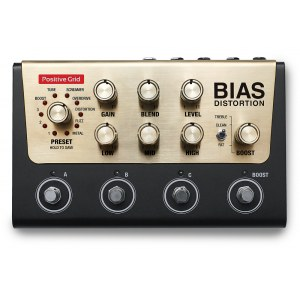 POSITIVE GRID Bias Distortion Pro Effektpedal