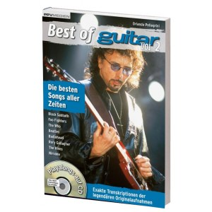 PPVMEDIEN Best of Guitar Vol. 2 /CD Die besten Songs aller Zeiten!