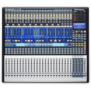 PRESONUS StudioLive 24.4.2 AI Digitalmixer mit FireWire-Interface