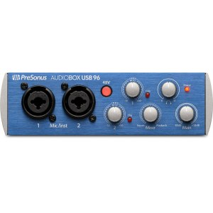 PRESONUS AudioBox USB 96 2x2 Audio/MIDI-Interface