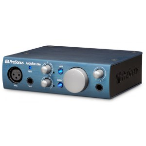 PRESONUS AudioBox iOne USB 2.0 Audio-Interface für iPad, Mac und PC