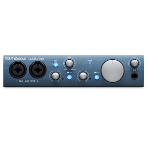PRESONUS AudioBox iTwo Audio-Interface