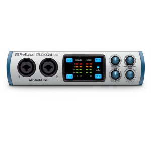 PRESONUS Studio 26 Audio-Interface