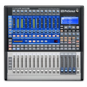 PRESONUS StudioLive 16.0.2 USB Digitalmixer mit USB-Audio-Interface