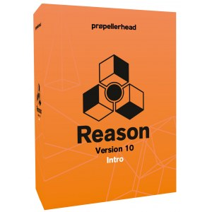 PROPELLERHEAD Reason Intro 10 Software-Sequencer, Synthesizer und Sampler
