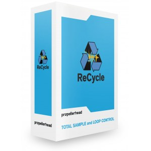 PROPELLERHEAD ReCycle 2.2 Audio-Editor
