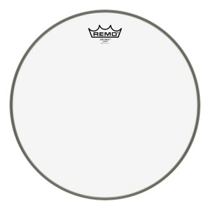 REMO SD-0114-00 Diplomat transparent 14 Zoll Resonanfell, Snare. Die erste Wahl vieler Drummer.