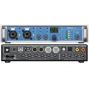 RME Fireface UCX FireWire/USB Audio-Interface