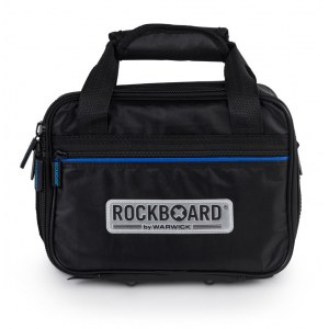 ROCKBOARD EPB 02 Effects Pedal Bag No.02 Tasche für Bodenpedale (250x180x100mm)