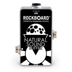 ROCKBOARD Natural Sound Buffer Effektgerät