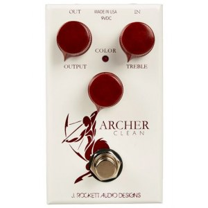 ROCKETT Archer Clean Booster Effektpedal
