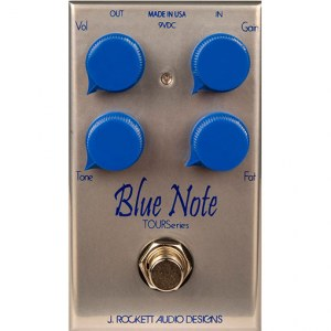 ROCKETT Blue Note Overdrive Effektpedal