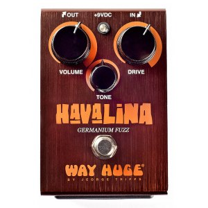 WAY HUGE 403 Havalina Germanium Fuzz Effektpedal