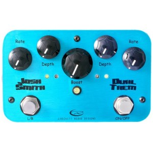 ROCKETT Josh Smith Dual Trem Tremolo Effektpedal