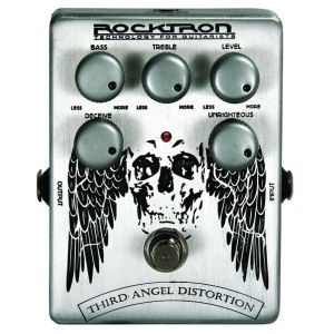 ROCKTRON Third Angel Distortion Effektpedal