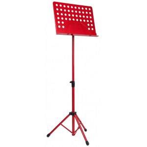 ROCKSTAND RS 10100 R Orchester-Notenpult, rot