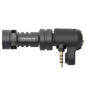 RODE VMME VideoMic Me Kondensator-Richtmikrofon für iPhone und etc.