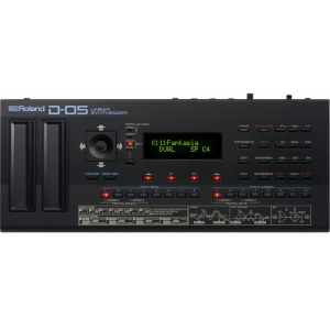 ROLAND D-05 Sound Module Linear Synthesizer