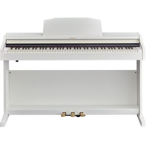 ROLAND RP501R WH Digital Piano, weiss
