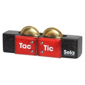SELA SE 055 Tic Tac 3in1 Multi-Percussion-Instrument