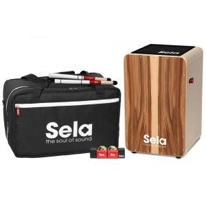 SELA SE 069 CaSela Pro Cajon Player Pack