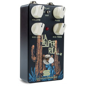 SEYMOUR DUNCAN La Super Rica Distortion/Fuzz Effektpedal