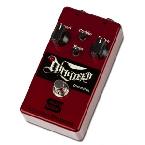 SEYMOUR DUNCAN Dirty Deed Distortion Effektpedal