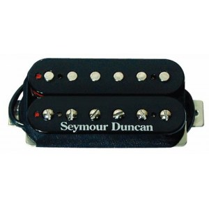 SEYMOUR DUNCAN SSH-5 NCOV Custom Tonabnehmer (Humbucker), nickel cover