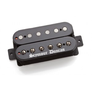 SEYMOUR DUNCAN SSH-BW B Black Winter HB Bridge 6 Humbucker für 6-Saitige Gitarren