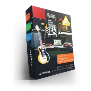 SOFTUBE Time and Tone Plus Plugin-Suite