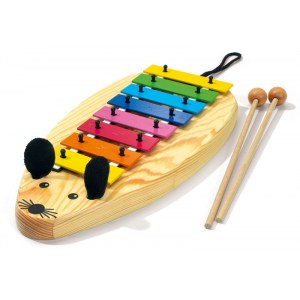 SONOR Orff MG Toy Sound Maus Glockenspiel Sopran