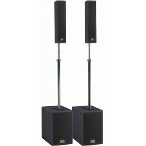 SR TECHNOLOGY Digit One 1500 aktiv 1600Watt PA-System