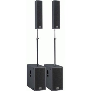 SR TECHNOLOGY Digit Two 3000 aktiv 3000Watt PA-System