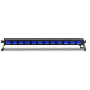 STAGG SLE-UV123-2 UV LED-Bar Lichtleiste 12x3-Watt 75cm