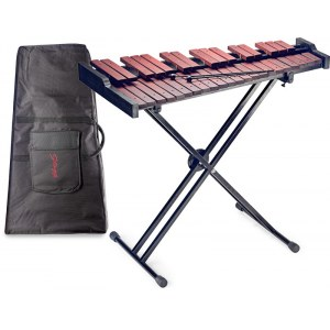 STAGG XYLO-SET 37 Xylophone mit Tasche