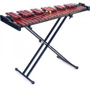 STAGG XYLO-SET 37 HG High Gloss Xylophone mit Tasche