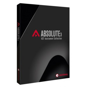STEINBERG Absolute 3 VST-Instrument Collection