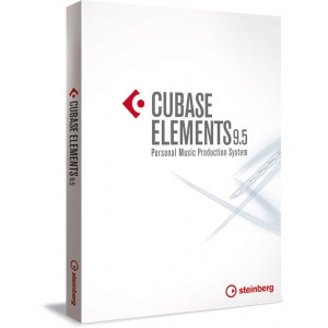 STEINBERG Cubase Elements 9.5 EDU Sequenzersoftware PC/MAC (Schulversion)