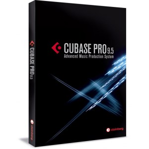STEINBERG Cubase Pro 9.5 EDU Sequenzersoftware PC/MAC (Schulversion)