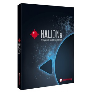 STEINBERG HALion 6 EDU VST-Softwaresampler MAC/PC (Schulversion)