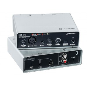 STEINBERG UR12 USB Audio-Interface mit iPad Support