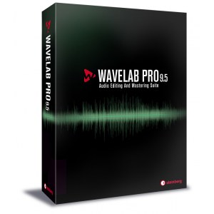 STEINBERG WaveLab Pro 9.5 EDU Audioeditor PC/Mac (Schulversion)