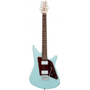 STERLING by Music Man AL40DBLR1 Albert Lee E-Gitarre, daphne blue