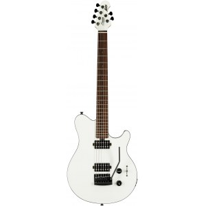 STERLING by Music Man AX3SWHR1 Axis SUB E-Gitarre, weiss