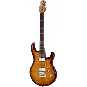 STERLING by Music Man LK100HZB Luke E-Gitarre, hazel burst