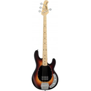 STERLING by Music Man RAY4VSBSM1 4-Saiter E-Bass, vintage sunburst satin