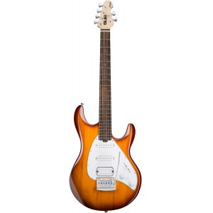 STERLING by Music Man SUB Silo 3 TBS Silouette E-Gitarre, tobacco sunburst