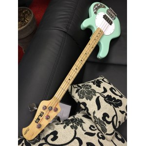 STERLING by Music Man SUB Ray 4 MN MG Stingray 4-saitiger E-Bass, mint green